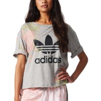 adidas Originals Women's Pastel Rose Logo T-Shirt | DICK'S Sporting Goods