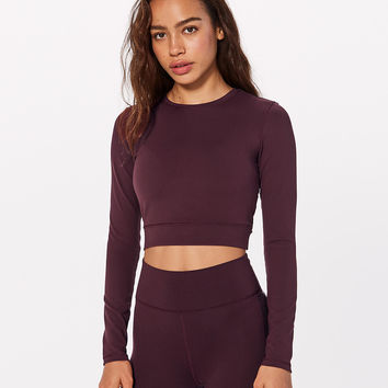 Plank To Pike Long Sleeve *Everlux | Women's Long Sleeve Tops | lululemon athletica