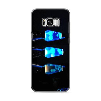 Lava Lamp (blues) Samsung Galaxy S8 | Galaxy S8 Plus Case