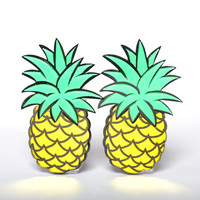 Pineapples! Earrings