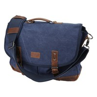 Men's Original Penguin Canvas Messenger Bag