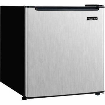 1.7 cf Compact Refrigerator SS