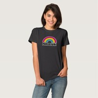 Pansexual Rainbow LGBT Pride T Shirts