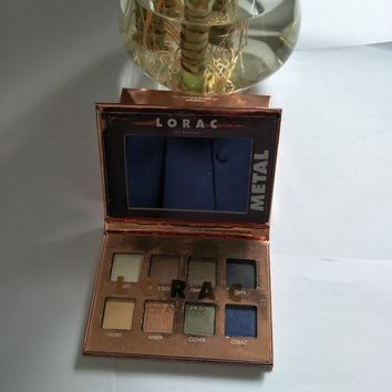 Eye Shadow LORAC8  PRO METAL PALETTE IN ROSE GOLD [11552228236]