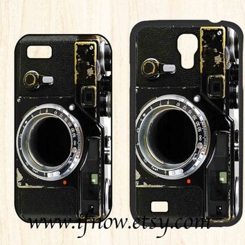 Vintage Style Camera iphone 5 case,iphone 4/4s case,samsung galaxy s3s4