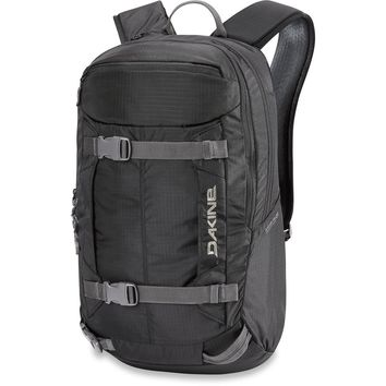 Dakine - Mission Pro 25L Black Backpack