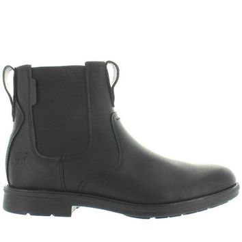 VONES2C Timberland Earthkeepers Carter Notch - Black Leather Chelsea Boot