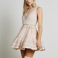 Free People Womens Fiesta Friday Dress
