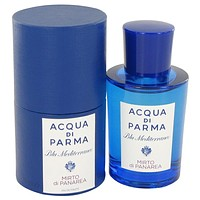 Blu Mediterraneo Mirto Di Panarea Perfume By Acqua Di Parma Eau De Toilette Spray (Unisex) FOR WOMEN