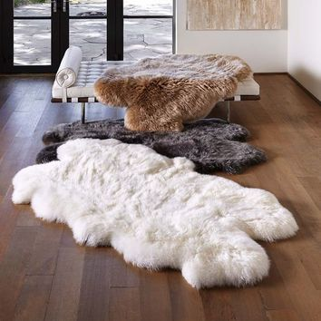 UGG® Sheepskin Area Rug-Quarto | Free shipping at UGGAustralia.com