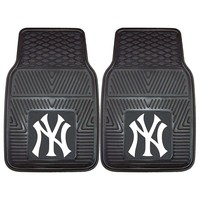 New York Yankees Vinyl Heavy Duty Car Mat