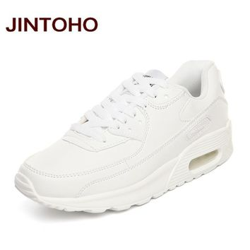 JINTOHO Valentine Women Sneakers Ladies Sport White Shoes Running Shoes For Men Outdoo