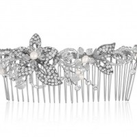 French Ball Hair Comb