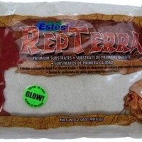 Repterra Sand Glow In The Dark -  6/2Lb Bags