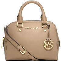 MICHAEL Michael Kors Handbag, Jet Set Small Travel Satchel