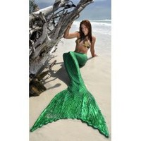 Realistic Mermaid Tail