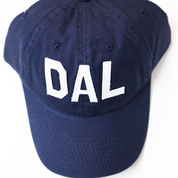 Aviate Ball Cap DAL {Navy}