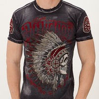 Affliction Peace Pipe T-Shirt