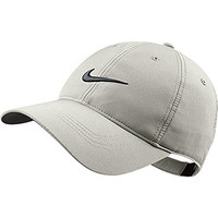 Nike tech Swoosh Cap Light Bone/Black