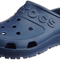 crocs Women's Hilo Clog Mule, Navy, 9 B(M) Women/7 D(M) Men US