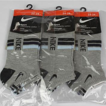One-nice™ NIKE Woman Men Cotton Socks