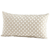 Cyan Design Raindrops Keep Falling Pillow - 06509