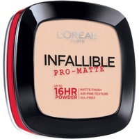 L'Oreal Paris Infallible Pro Matte Pressed Powder - Walmart.com