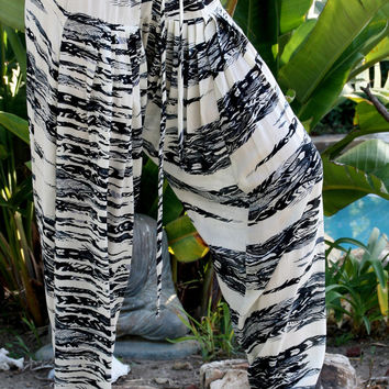 O'Keefe Pant In Black Feather
