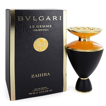 Bvlgari Le Gemme Zahira by Bvlgari Eau De Parfum Spray 3.4 oz for Women