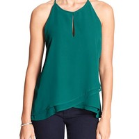 Banana Republic Womens Factory Halter Top