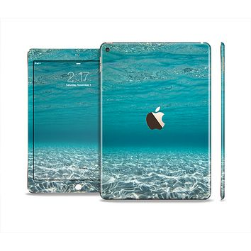 The Under The Sea V3 Scenery Skin Set for the Apple iPad Air 2