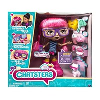 Chatsters Gabby Doll by Spin Master (Yellow)