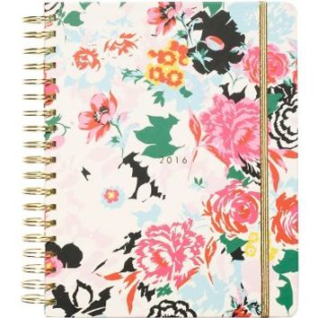 2015-2016 ban.do Florabunda Spiral Large Planner