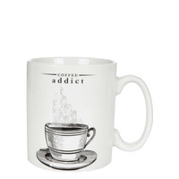 Coffee Addict Mug - Topshop USA