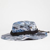 Lrg Research & Rescue Mens Bucket Hat Graphite One Size For Men 25123610701