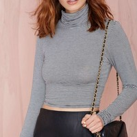 Nasty Gal Simone Turtleneck
