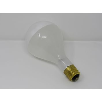 Westinghouse 500W Incandescent Light Bulb PS40 White/Frosted 5HPS40 Vintage -- New