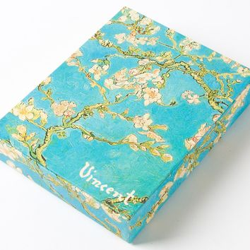 Van Gogh Floral Boxed Assorted Note Cards - Boxed Note Cards - Stationery