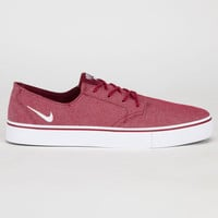 Nike Sb Braata Lr Express Mens Shoes Team Red/White  In Sizes