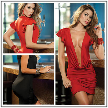 Sexy Women Fashion Dress Bodycon On Sale = 4547115844