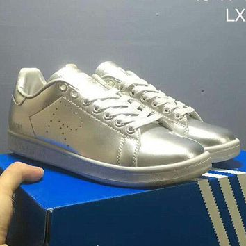 DCCKBWS Adidas Stan Smith X Raf Simons Sports Shoes H-A36H-MY