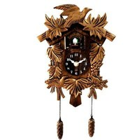 Cuckoo Clock - Living Room Wall Clock Bird Alarm