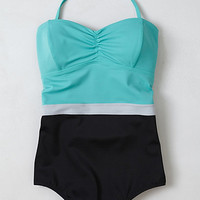 Rodanthe Colorblocked Maillot