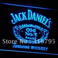Neon Sign JACK DANIELS #1 Bar Pub Cafe Restaurant by WorldLEDHouse