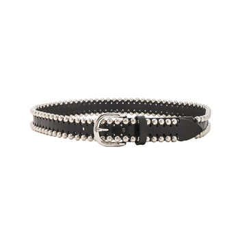 Isabel Marant Tokky Belt in Black | FWRD
