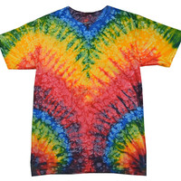 Yoga Clothing for You Tie Dye Woodstock T-Shirt