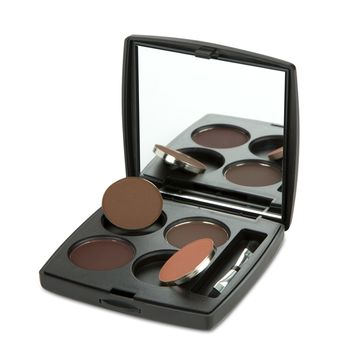 Empty Palette: 4 Shadows with Mirror