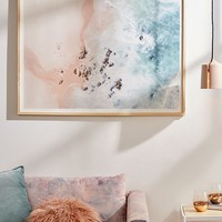 Ingrid Beddoes Sea Bliss Art Print | Urban Outfitters