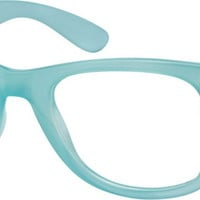 Blue 2705 Plastic Full-Rim Frame | Zenni Optical Glasses