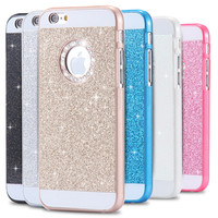 Crystal Glitter Case for iPhone 6, 6s, and 6 Plus